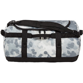 The North Face Base Camp Duffel S TNF White Macrofleck Camo Print/TNF Black